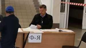 Явка на выборах в Брянской области перевалила за 45 процентов