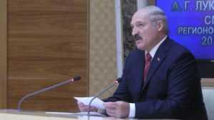 Президент Белоруссии вступил в войну с Брянском