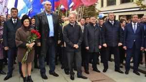 Победители брянских выборов отпраздновали победу