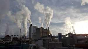 Почти все население Земли дышит загрязненным воздухом