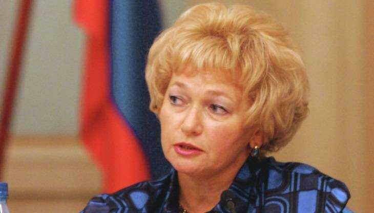Уроженка Брянска Людмила Нарусова снова стала сенатором