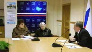 Градоначальник Брянска успокоил встревоженных дольщиков