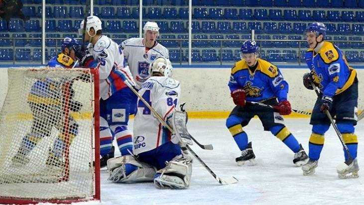 Карельские армейцы унизили «Брянск» 11 шайбами