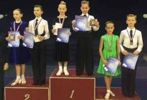 Брянские танцоры взяли четыре «золота»