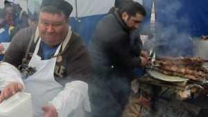 Строгие брянцы сделали шашлык из двух с половиной тонн мяса