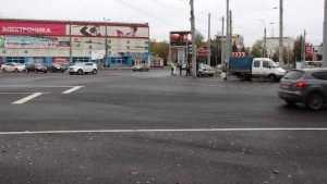 На кольце в Брянске у «Полтинника» 8 из 10 водителей нарушают правила