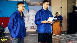 Брянские студенты отличились при сдаче всероссийского ГТО