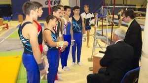 Брянские гимнасты заняли пятое общекомандное место