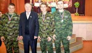 Брянские студенты вышли из леса героями