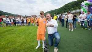 Юные брянские футболисты уехали в Лондон