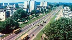 Как озеленяли Брянск шестьдесят лет назад