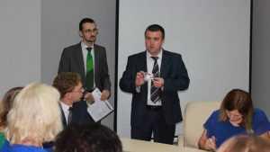 В брянском филиале Россельхозбанка провели встречу с агентствами недвижимости
