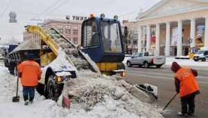 Брянская прокуратура проверит готовность чиновников к битве со снегом