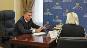 Брянцы пожаловались начальнику УМВД Валентину Кузьмину