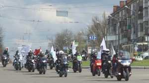 Брянские мотоциклисты закроют сезон вольного ветра