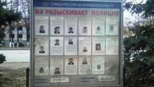 Брянская полиция поймала 39 беглых преступников и узбека-алиментщика