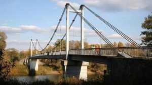 Как строили вантовый мост в брянских «Соловьях» 50 лет назад