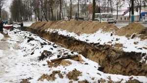 На Московском проспекте Брянска проложат ливневку