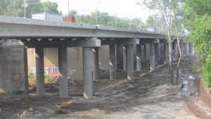 Первомайский мост в Брянске откроют через неделю