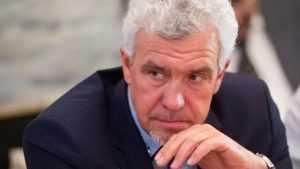 Сергей Ушкалов поддержал предложение Валуева об изменении закона о рыболовстве
