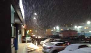 Брянцев предупредили о снегопаде, урагане и 9-градусном морозе
