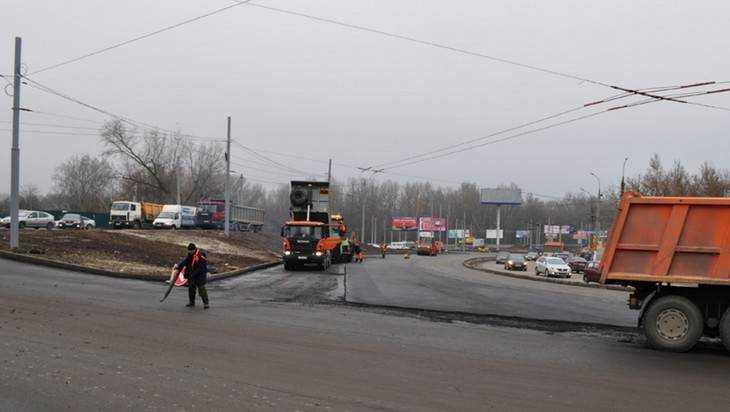 Власти Брянска пояснили, как ехать по новому кольцу на Флотской