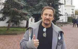 Перед концертом певец Стас Михайлов осмотрел Брянск