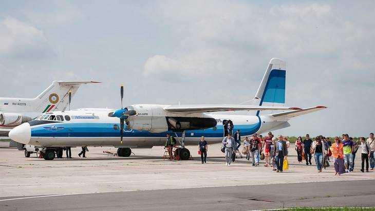 Брянцев лишат полетов в Санкт-Петербург