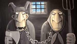 Задержаны селяне, напавшие с топором на брянского следователя