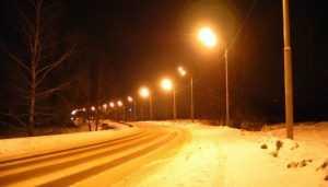 В Брянске вывели из мрака объездную дорогу