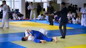 В Брянске провели турнир по дзюдо памяти Валерия Хохлова