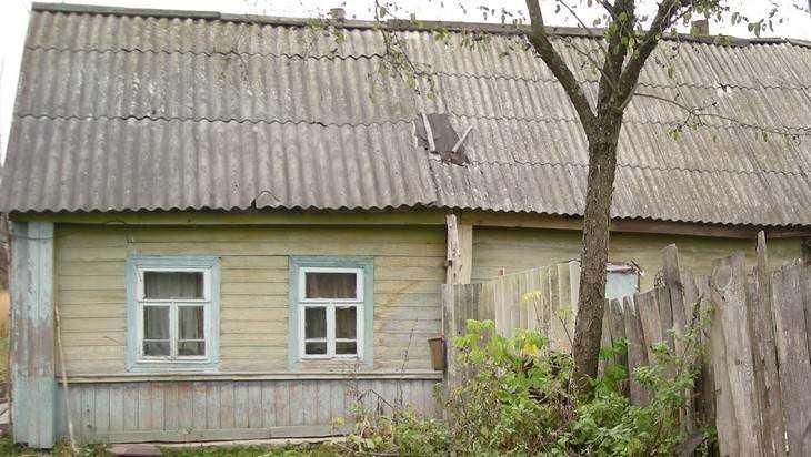 У хитрой жительницы чернобыльского района брянский суд отобрал дом