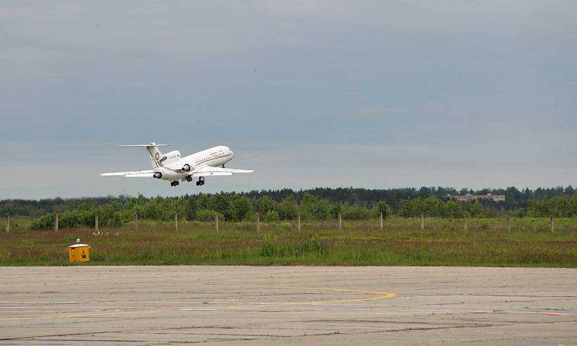 Брянскому аэропорту поможет взлететь Совет Федерации