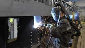 Брянская промышленность выросла на 9 процентов