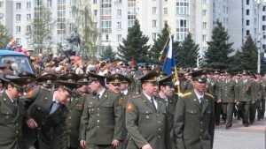 Брянских военных проверит генерал-полковник Андрей Картаполов