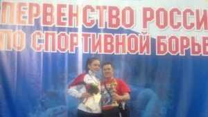 Брянская спортсменка Татьяна Мякенькая вернулась из Башкирии с «бронзой»