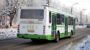 В центре Брянска разбилась пассажирка автобуса