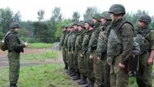 В Брянской области военных подняли по тревоге