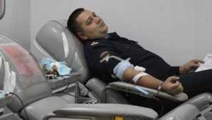 Брянские гаишники поделились кровью с пострадавшими в ДТП