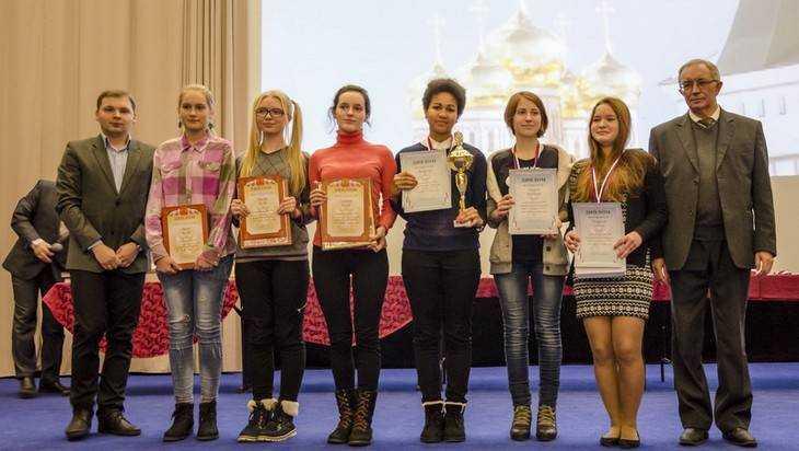 Брянские шахматисты победили на соревнованиях округа