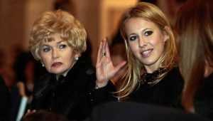 Брянский экс-сенатор Нарусова рассказала о воспитании сына Собчак