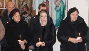 Брянцы почтили память погибшего в Сирии офицера Фёдора Журавлёва