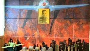 Брянцы вспомнили о подвигах аса Павла Камозина