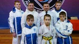 Брянцы победно выступили на чемпионате и первенстве России по кобудо