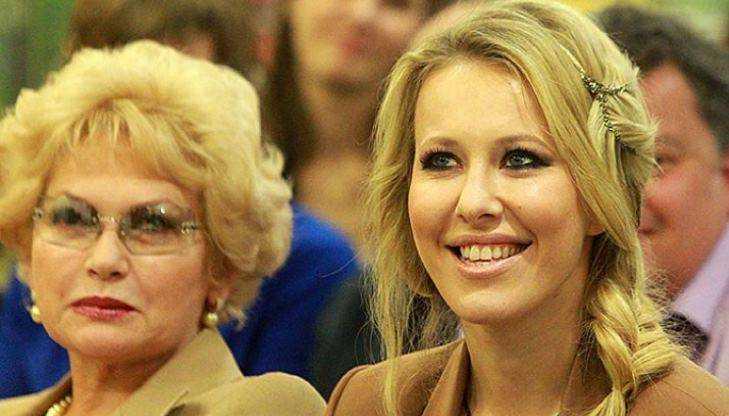 Бывший брянский сенатор Нарусова выбрала имя для сына Собчак