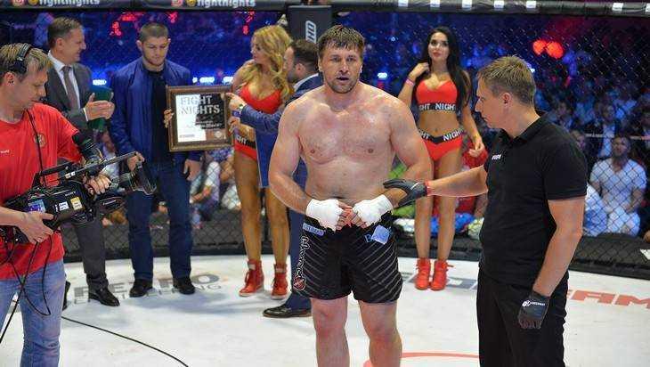 Брянский боец Минаков готов сразиться с «Последним императором»