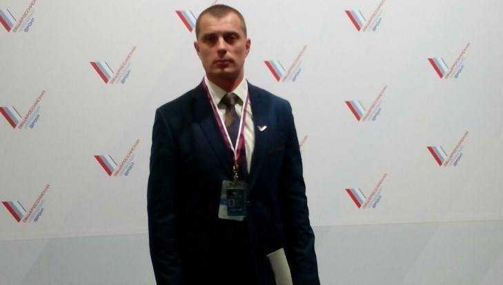 Брянец о встрече с Путиным: Наш президент приветлив и очень скромен