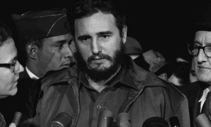 Делегация из России приняла участие в церемонии прощания с Кастро