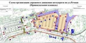У вокзала Брянск-I открыли ночную бесплатную парковку с платной ловушкой