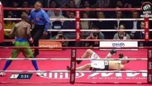 Побеждённый брянец Трояновский не понял, как уступил два титула за 40 секунд